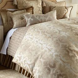 Modern Baroque Bedding -