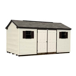 Fifthroom - Vinyl Siding Gable Sheds -
