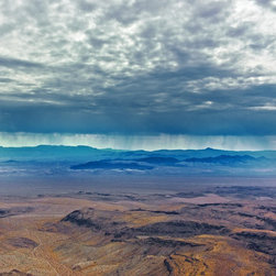 """""""Stormy desert"""" Artwork - This photograph is from Nevada desert, close to Grand Canyon. Limited edition, (series of 50), signed and numbered. Printed on archival pigment based inks on acid free archival fine art paper."""