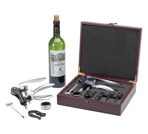 Picnic at Ascot - Connoisseur Wine Opener Set - Features: