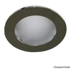 """WAC Lighting - 3"""" LEDme Shower Trim, Hr-Led331-Ch - 3"""" LEDme Shower Trim"""
