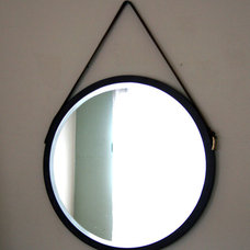 Eclectic Mirrors by Pink Pianos Design