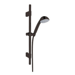 Grohe - Grohe 28917ZB0 5 Shower System In Oil Rubbed Bronze - Grohe 28917ZB0 from the Relaxa showering accessories add another level of style and function to your showering experience. The Grohe 28917ZB0 is a 5 Shower System With an Oil Rubbed Bronze Finish for an authentic or rustic appearance.