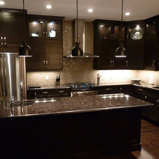Contemporary  by Steve Manning/Kekuli Bay Cabinetry