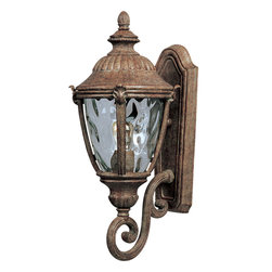 Maxim Lighting - Maxim Lighting 3184WGET Morrow Bay Cast 1-Light Outdoor Wall Lantern - Maxim Lighting 3184WGET Morrow Bay Cast 1-Light Outdoor Wall Lantern