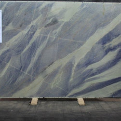 Exotix Quartz Granite Slabs from Royal Stone & Tile in Los Angeles - Great unique colors that don't have the appearance of standard granites can really add that special touch to any kitchen countertop or island.