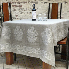 Eclectic Tablecloths by Etsy