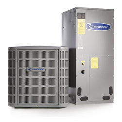 MRCOOL LLC - MRCOOL 4 Ton 13 SEER R410A Complete Split System A/C Only - Package Includes: MRCOOL A/C Condenser & Air Handler.