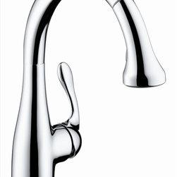 Hansgrohe - Hansgrohe 4297000 Allegro E Prep Faucet - Allegro E Gourmet Prep Faucet