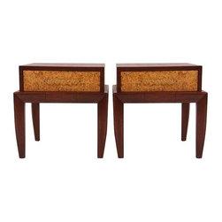 Shop Midcentury Nightstands & Bedside Tables on Houzz