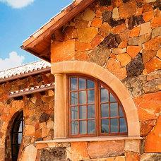 Traditional Exterior by Escobedo Construction