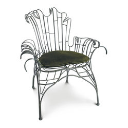 Organic Baroque Chair