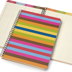 8 Days-a-Week Planner - If I have to do planning, I'd like it to be in a cute book.