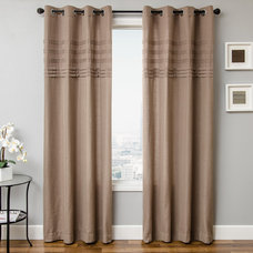 Contemporary Curtains by Softline Home Fashions