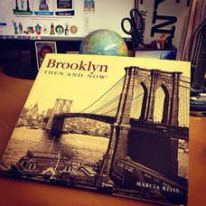Brooklyn Photography book Then and Now. #brooklyn #nycwebstore