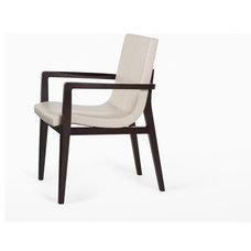 Holly Hunt Showroom. Fun dining room chair