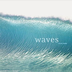 Waves by Steve Hawk - Steve Hawk has collected an amazingly diverse set of waves from all over the world in one coffee table book. You could drive yourself crazy with plans to visit the ends of the earth for any of these beautiful waves.