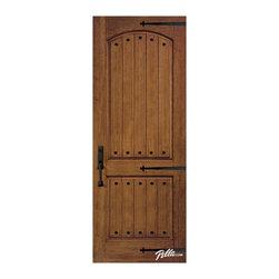 Architect Series® Fiberglass Entry Door - Features
