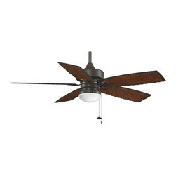 "Fanimation Fans - Fanimation Fans-FP8016-Cancun - 52"" Ceiling Fan - INSTALLATION REQUIREMENTS:"