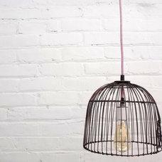 Rustic Pendant Lighting by Etsy