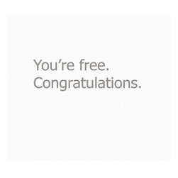 ArtStar - You're Free 11x14  Face mounted - 11x14 inches, edition of 100