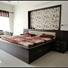 Asian Bedroom by ID'zine
