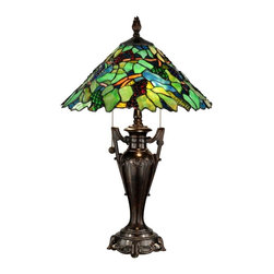 Dale Tiffany - New Dale Tiffany Fieldstone Table Lamp - Product Details