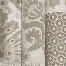 Traditional Upholstery Fabric by le gracieux inc