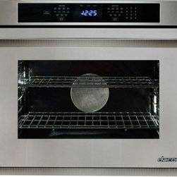 "Dacor - RO130FS Renaissance 30"" Single Electric Wall Oven with 4.8 cu. ft. Convection Ov - The Renaissance 30 Single Wall Oven continues their tradition of design intelligence to encourage amateur cooking enthusiasts as well as the pros to create sumptuous meals with new ease and flexibility Featuring a revolutionary 48 cubic feet of oven ..."
