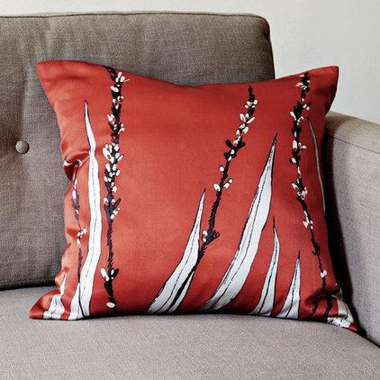 Modern Pillows by West Elm