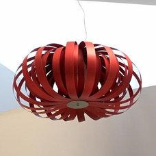 Onion Suspension Light, Onion Suspended Light & Lzf Lights   YLighting
