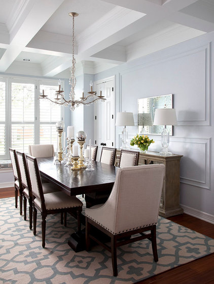 Contemporary Dining Room by Surya