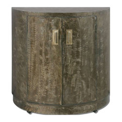 Uttermost - Uttermost Cesano Console Cabinet - 24261 - -Uttermost's accent furniture combines premium quality materials with unique high-style design.