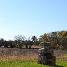 Eclectic Exterior Afton Virginia Cabin