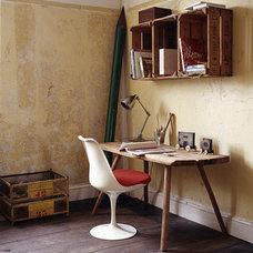 Eclectic  desk