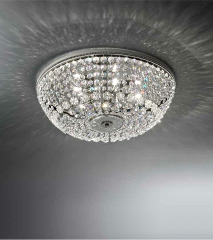 Contemporary Ceiling Lighting by Topdomus by Elettromarket illuminazione
