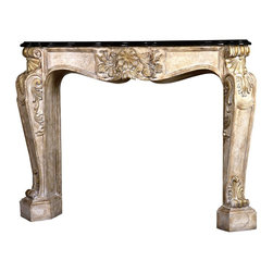 Ambella Home - Ambella Home Fireplace Surround French - Product Details