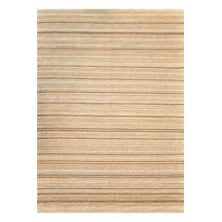 Loloi Rugs - Loloi Rugs Green Valley Beige-Stripe Transitional Hand Woven Rug X-656300PB20-VG - Hand woven in India of seagrass and cotton, the Green Valley Collection breathes organic beauty in the floors of any home with these solid and striped designs. And with a raw textural surface, Green Valley adds a distinctly natural vibe to the room.