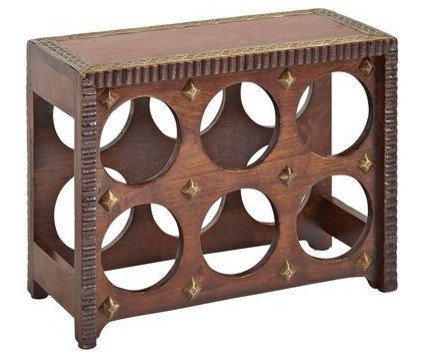 contemporary wine racks by Pier 1 Imports