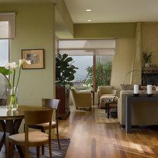 Contemporary Family Room by AND Interior Design Studio