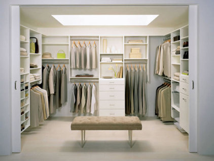 traditional  Bedroom Closet