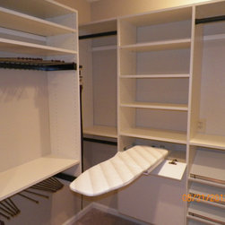 Daniels Bathroom Remodel & Closet System - The Property Experts Closet System Installation