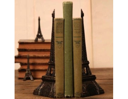 Eclectic Bookends by Zhush