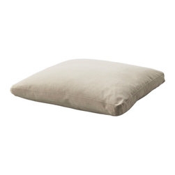 IKEA of Sweden - KARLSTAD Cushion - Cushion, Sivik beige