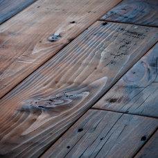 Hardwood Flooring by Burchette & Burchette Hardwoods