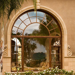 Custom Casement, Picture & Transom Wood WIndows -