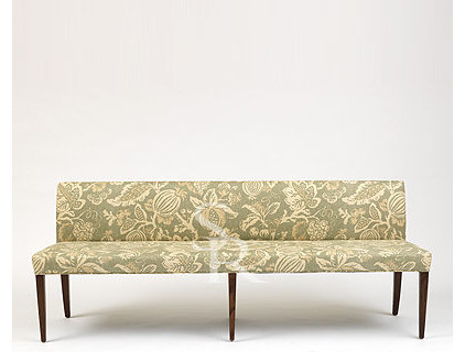 Contemporary Dining Benches by Sarah Richardson Design