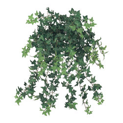 Silk Plants Direct - Silk Plants Direct Mini English Ivy Hanging Plant (Pack of 6) - Pack of 6. Silk Plants Direct specializes in manufacturing, design and supply of the most life-like, premium quality artificial plants, trees, flowers, arrangements, topiaries and containers for home, office and commercial use. Our Mini English Ivy Hanging Plant includes the following: