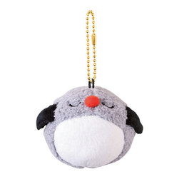 IDEA International - Utatama Bird Speaker - A special friend to bring and share music everywhere! This lovely stuffed-toy is an excellent speaker. Can be charged easily by USB. You can even attach it to your bag as a charm.