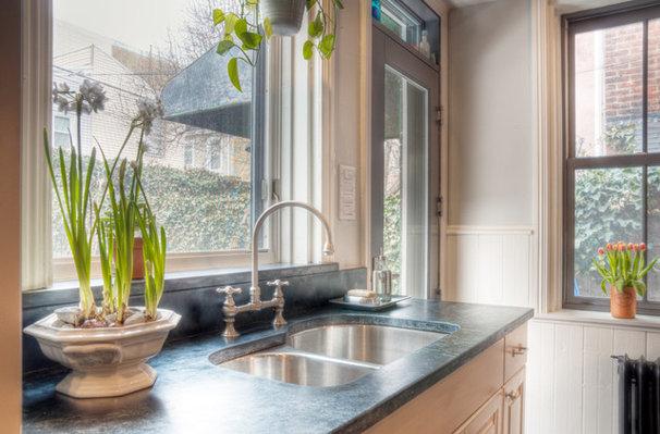 Traditional Kitchen by Buckminster Green LLC